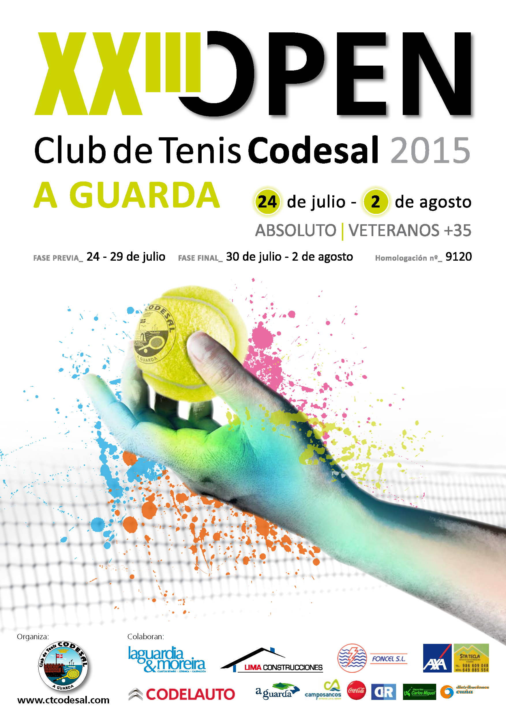 XXIII OPEN Club de Tenis CODESAL