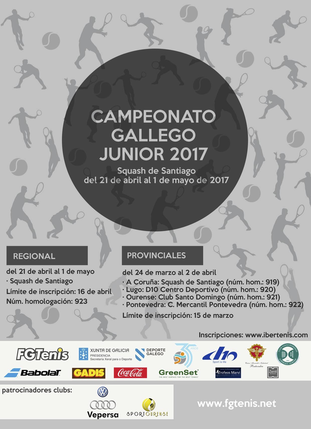 CAMPEONATO GALLEGO JUNIOR 2017